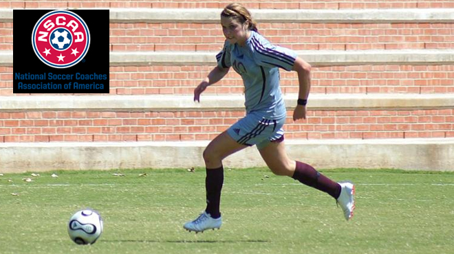 Trinity's Abby Loar Earns Second Straight NSCAA All-American Honor