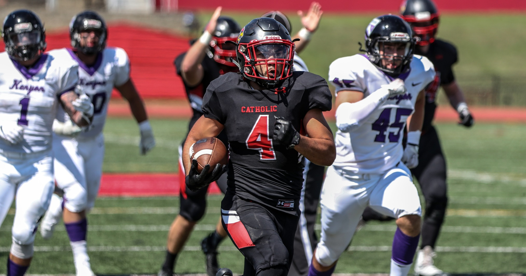 Cardinals Drop Season Opener to Kenyon in Double Overtime