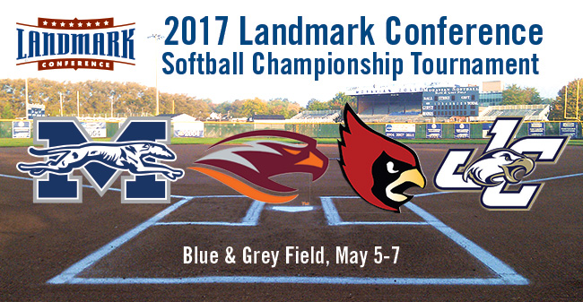 Greyhounds Set to Host 2017 Landmark Conference Championships on May 6-7