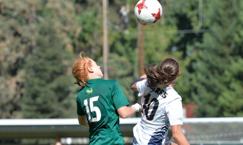 WOMEN'S SOCCER PLAYS TO SCORELESS DRAW IN SEASON'S FIRST EXHIBITION CONTEST