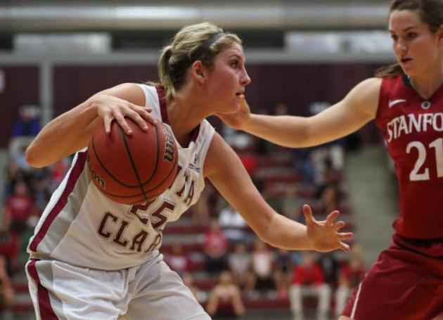Women's Basketball Falls in Utah to BYU