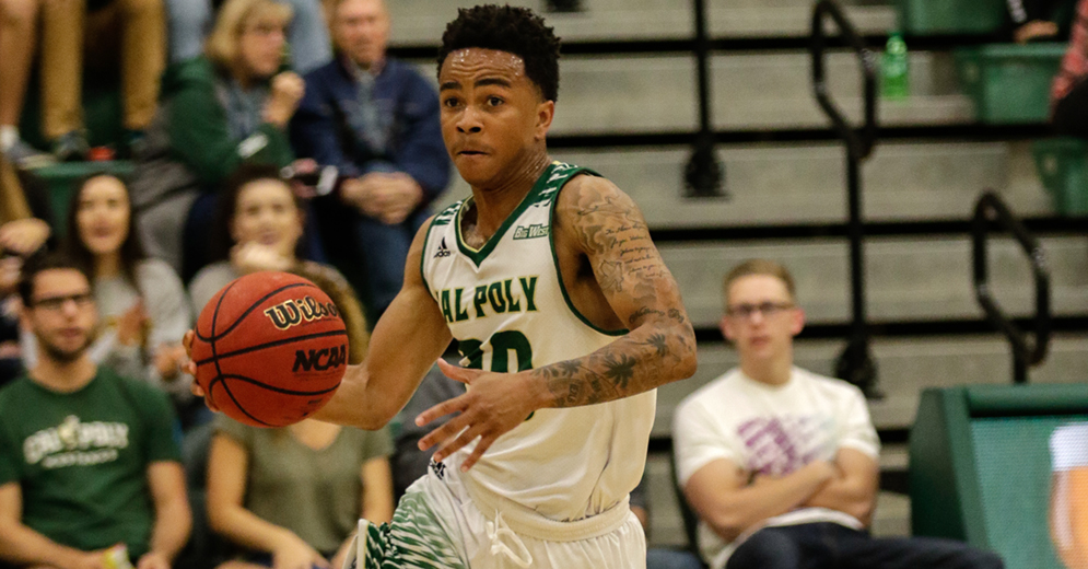 Cal Poly Men's Basketball Drops 57-45 Decision at Hawai'i