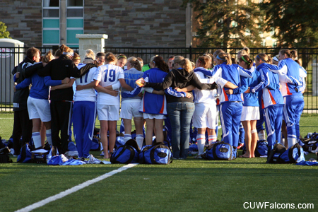 Women's Soccer seeded fifth in NAC Tournament, travels to MSOE for Sunday showdown