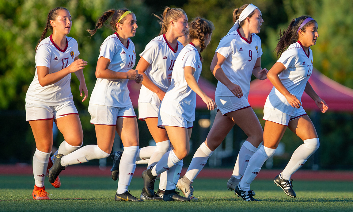 Pride Women's Soccer Earns Important Overtime Win