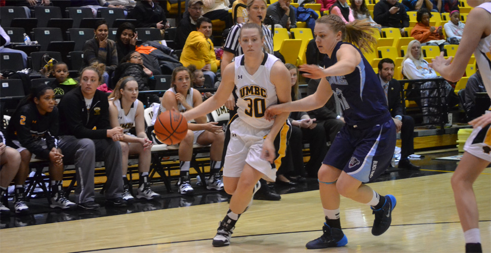 Maine's Three Ball Drains UMBC Women's Basketball, 61-48