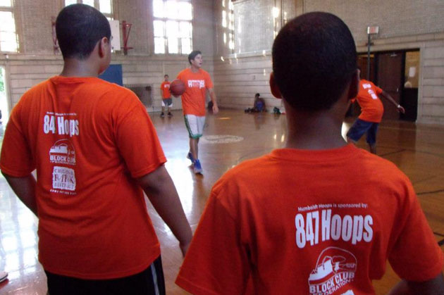 Alumni-Led 847 Hoops Provides Free Camps To Chicago Area Youth