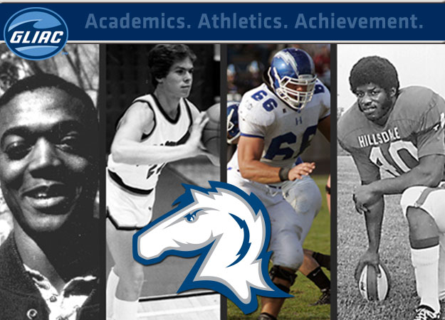 Hillsdale Announces 2016 Athletic Hall of Fame Class