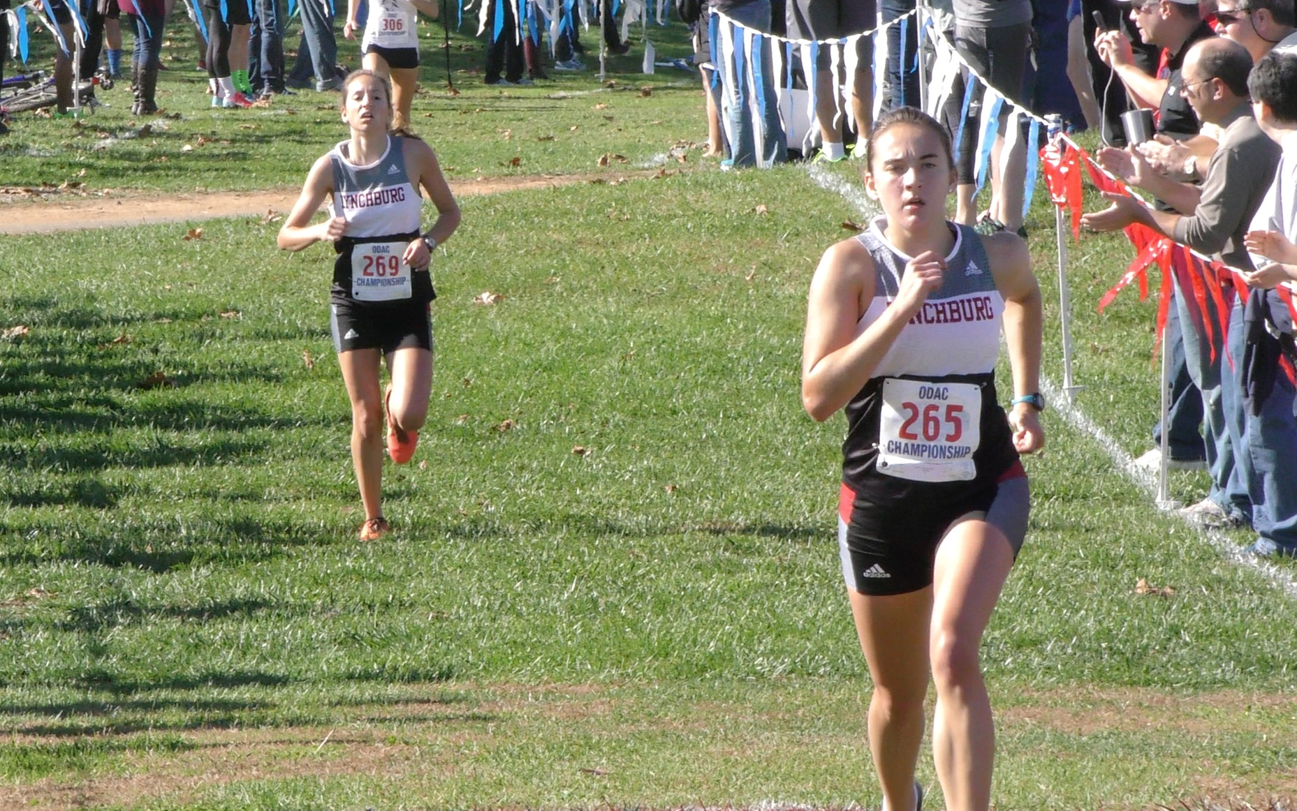 Lynchburg's women were sixth at the Covered Bridge Invite in Boone, N.C.