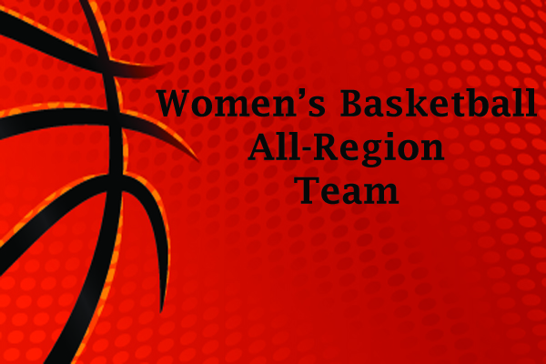 All-Region Women's Basketball Team