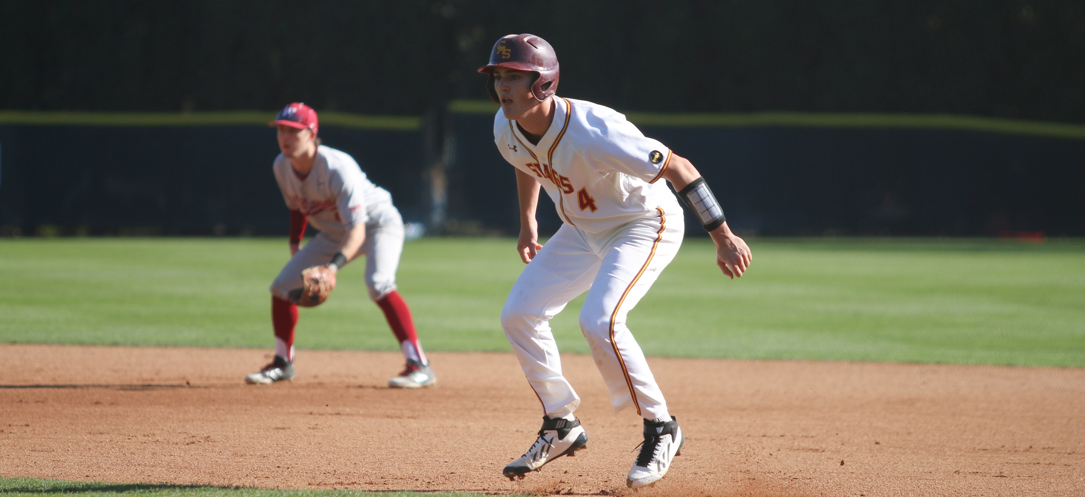 Stags Complete Three-Game Series Sweep of Caltech