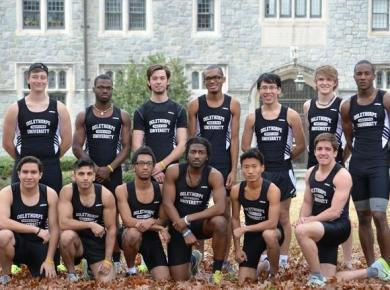 2013 Men's Track and Field Preview