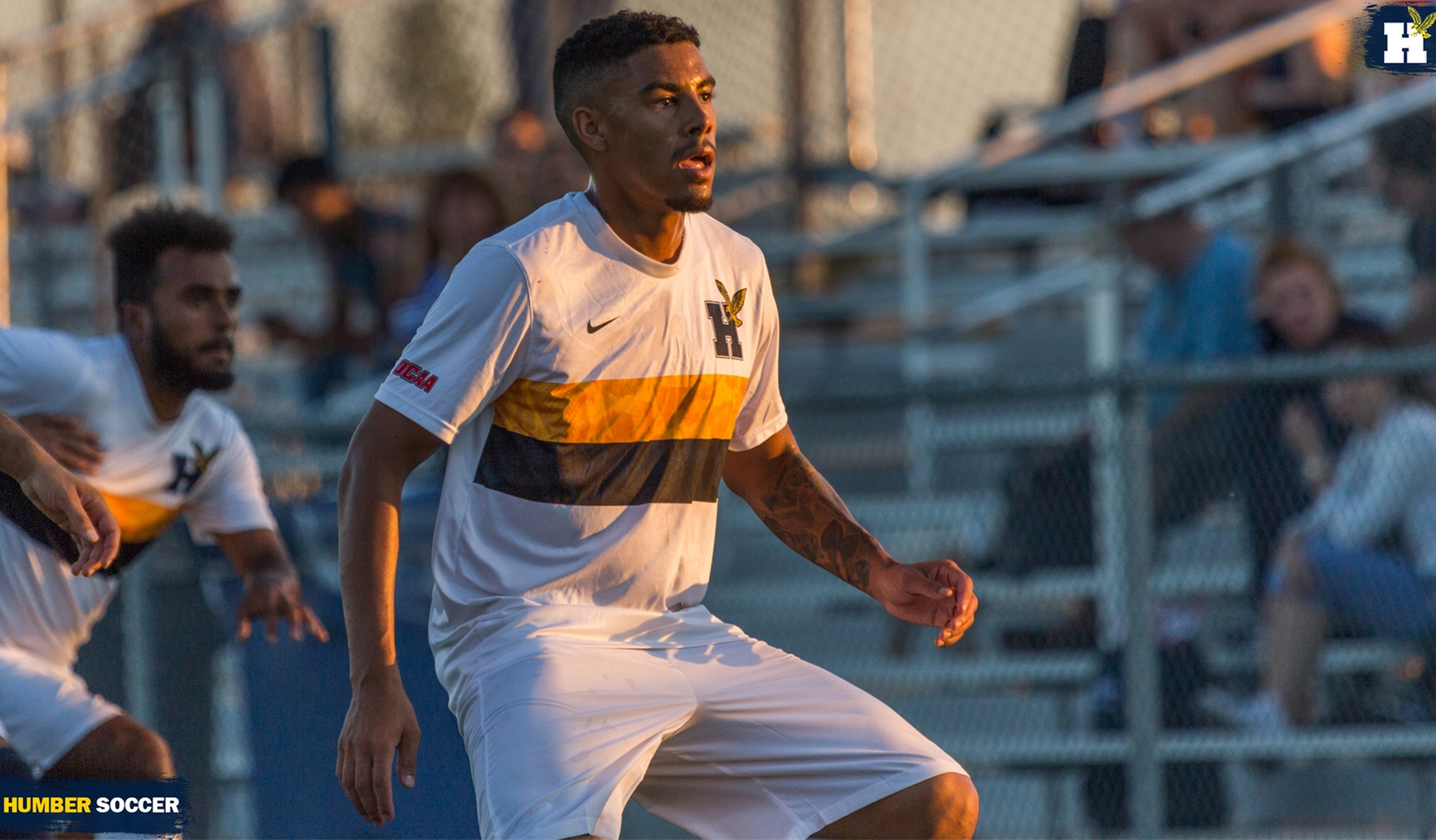 No. 5 MEN'S SOCCER RUNS PAST CAMBRIAN, 6-1