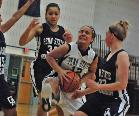 No. 19 Fayette Wins First Conference Title, 77-75, Over Penn State Brandywine