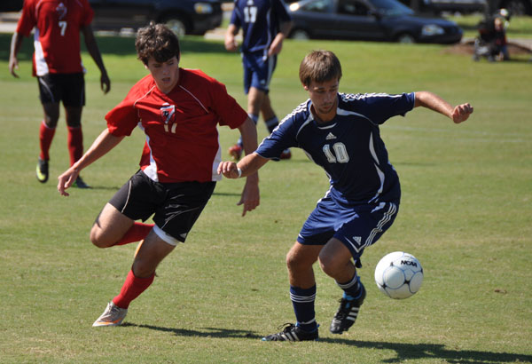 Men's Soccer: Toccoa Falls turns away Panthers 2-0
