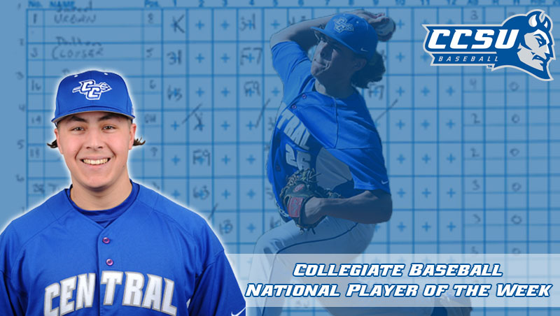 Appel Earns National Player of the Week Recognition