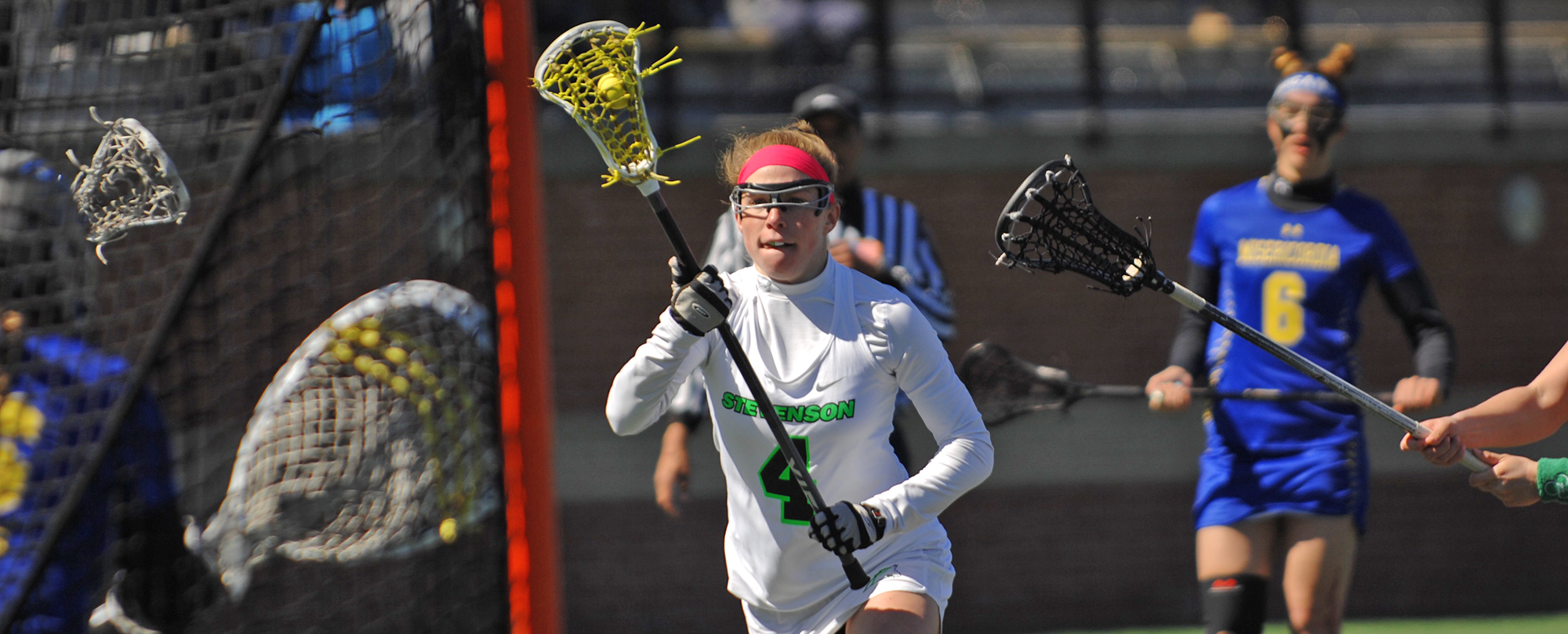 Bowes Nets 100th Career Goal, Mustangs Win Eighth Straight