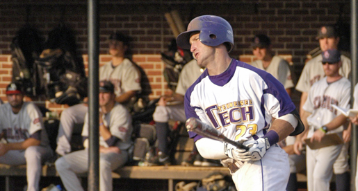 Golden Eagles clinch share of OVC crown off arm of Hess, bat of Miles