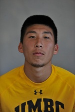 Stephen Ho Named America East Men's Soccer Player of the Week