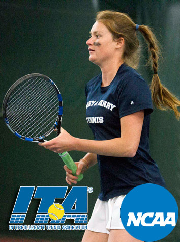 Emory & Henry's Sveva Mazzari Earns Regional Rankings From The NCAA and ITA