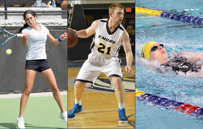 Emory Athletics Finishes Third In 2015-16 Directors' Cup Standings