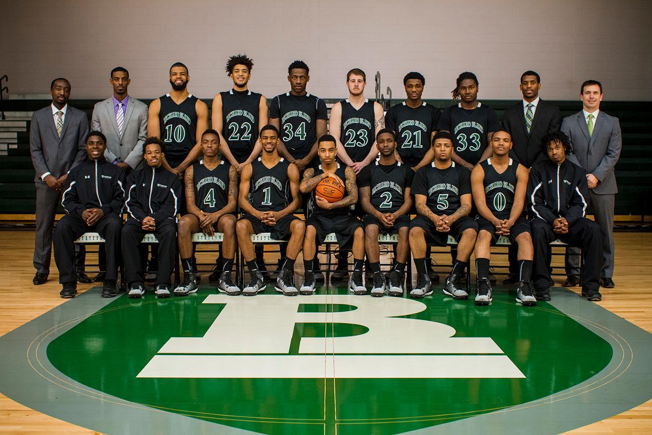 2014 15 Kentucky Wildcats Men S Basketball Team: 2014-15 Richard Bland Men's Basketball Roster