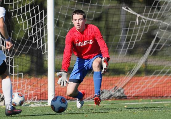MEN'S SOCCER DROPPED BY ROGER WILLIAMS IN HOME OPENER