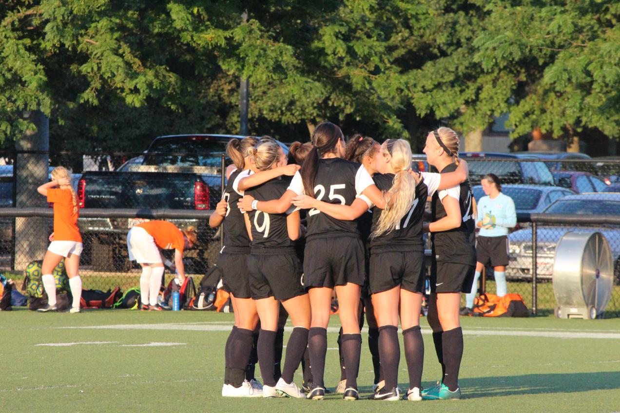 Women's Soccer Looks to Continue Winning Ways as They Host Two GLIAC Schools This Week