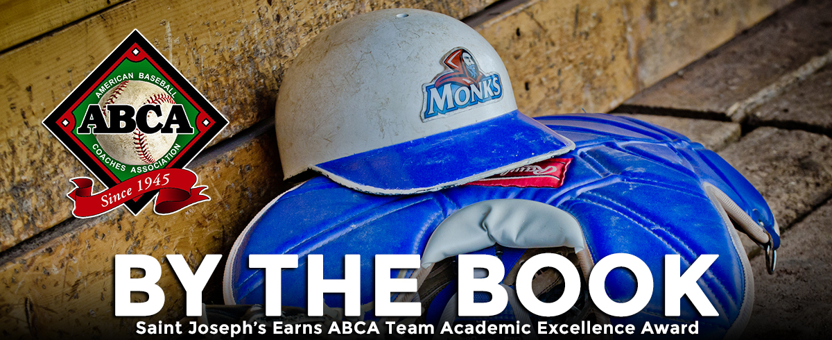 Saint Joseph's Earns ABCA Team Academic Excellence Award