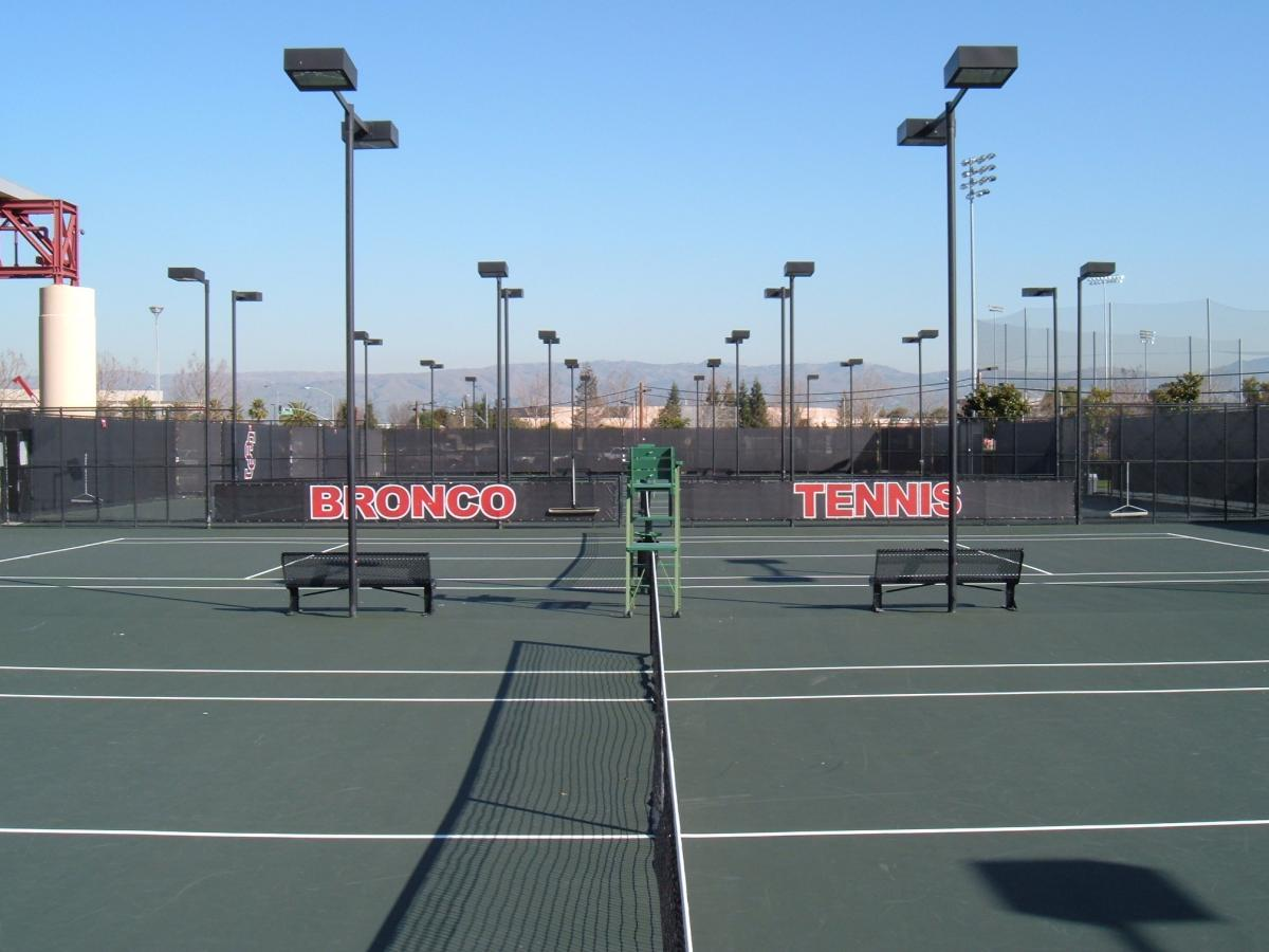 Bronco Nike Tennis Camp!