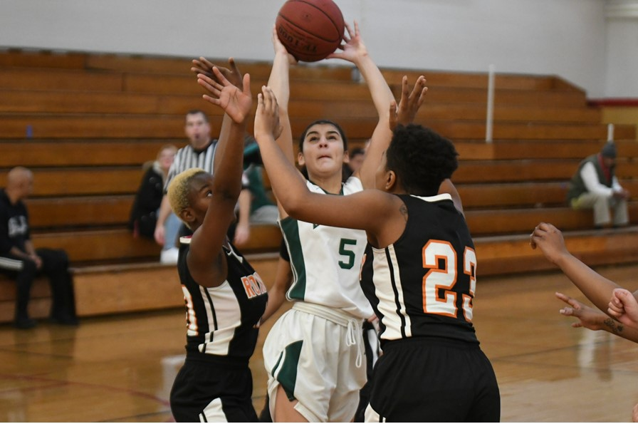 Women's Basketball Drops Home Contest to Navy Prep