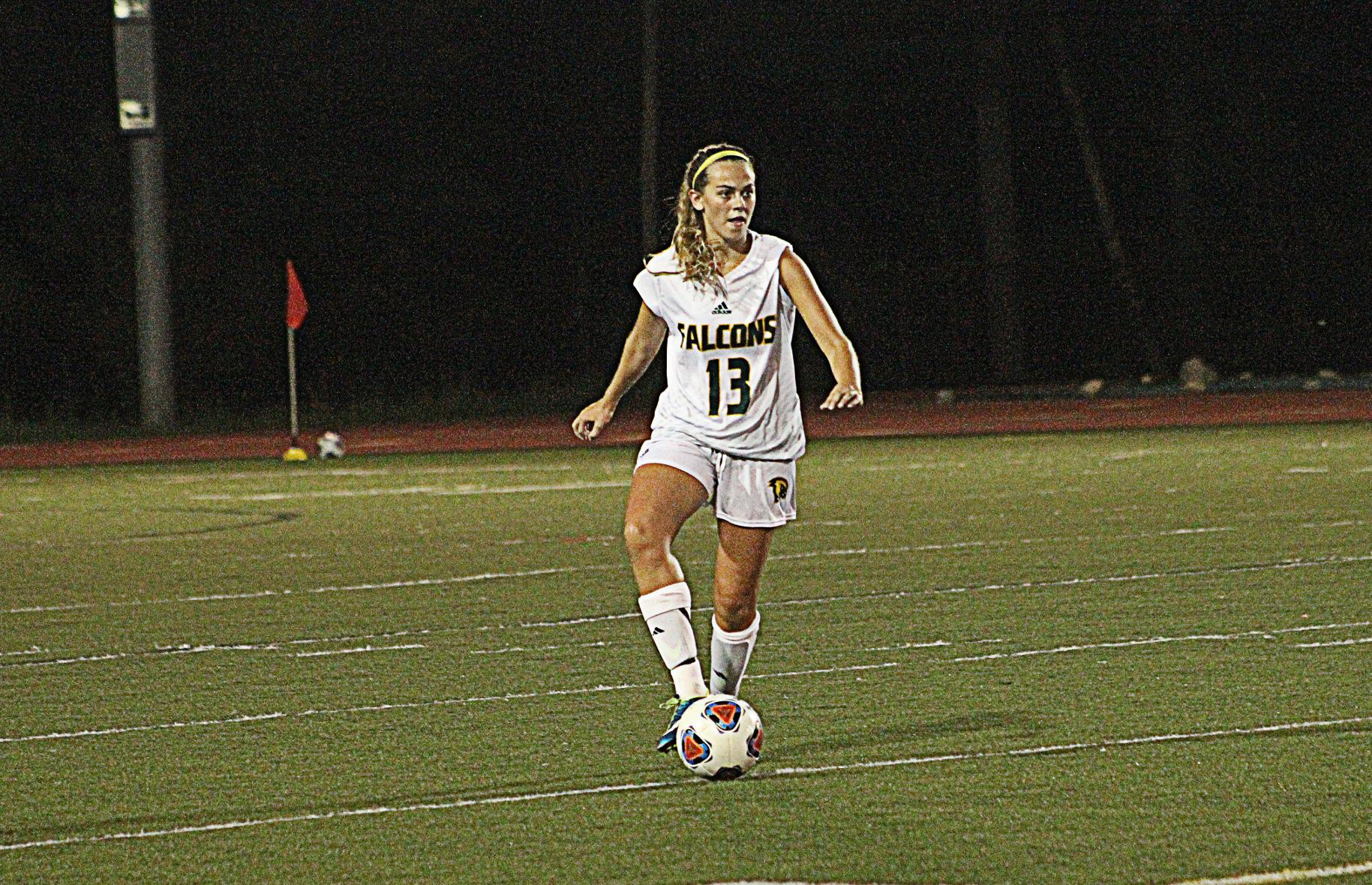 Women's Soccer Blanks Dean College, 2-0