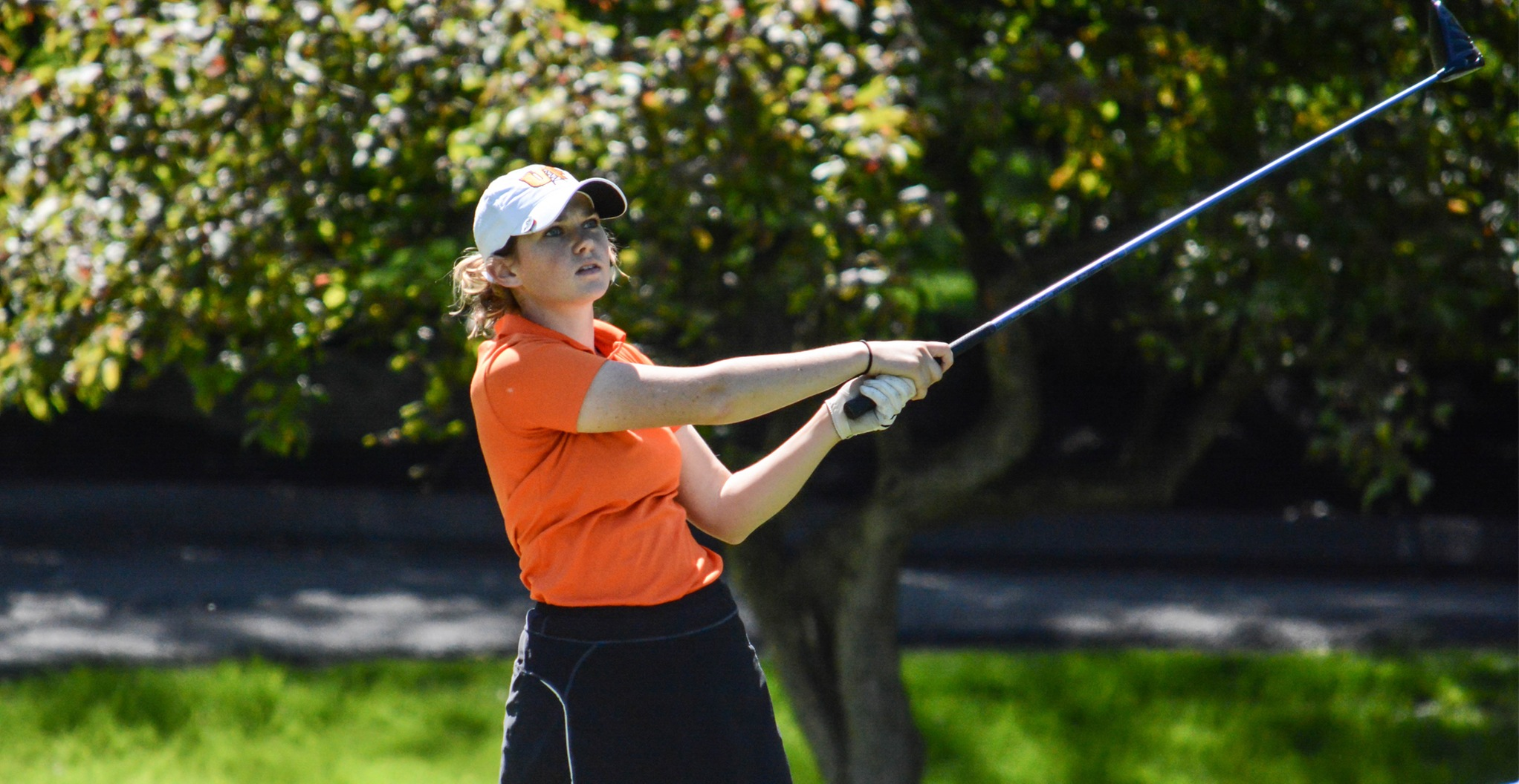 Findlay Breaks 54-Hole Record in Third Place Finish