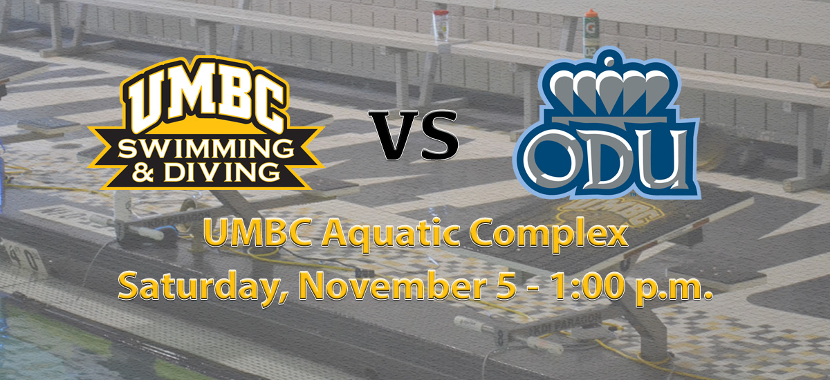Swimming and Diving Hosts Old Dominion on Saturday