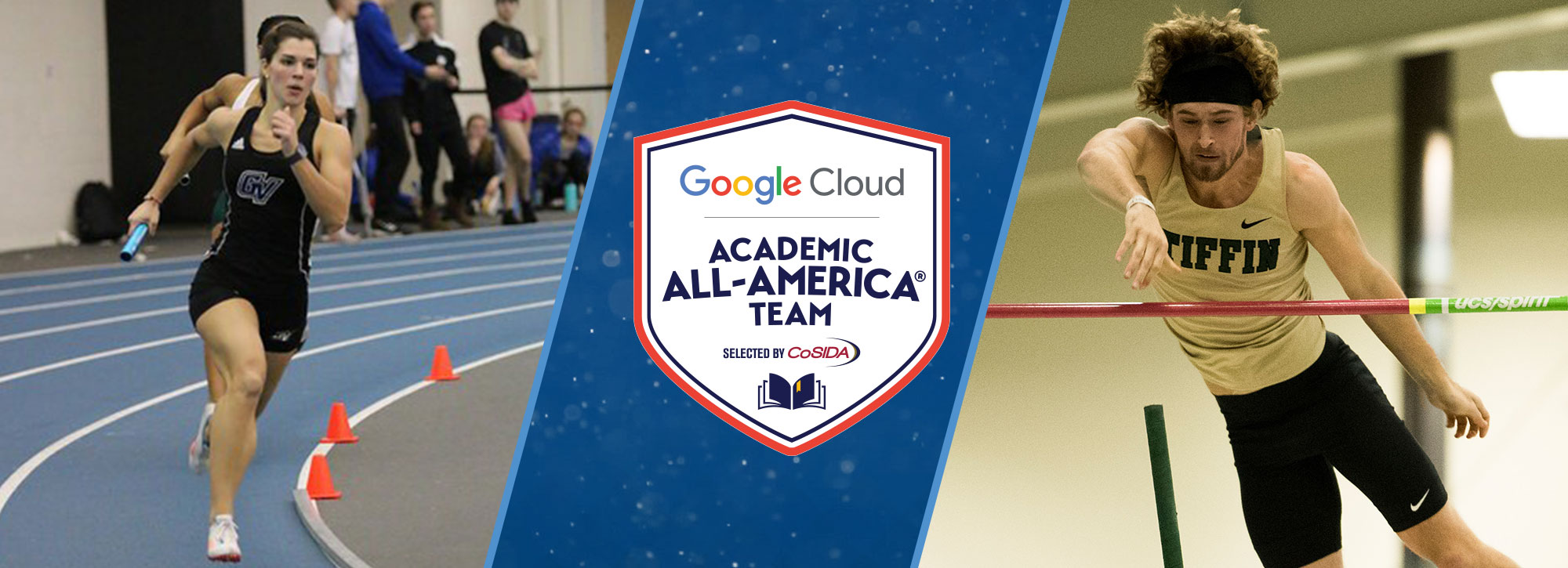 Eight Track & Field/Cross Country Scholars Achieve CoSIDA Academic All-America Status