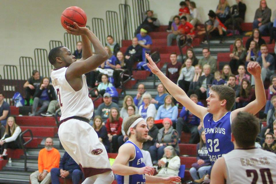 Talton Carries Faith to Overtime Win