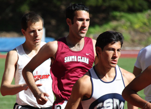 Brian Fisher Reflects on Cross Country Career