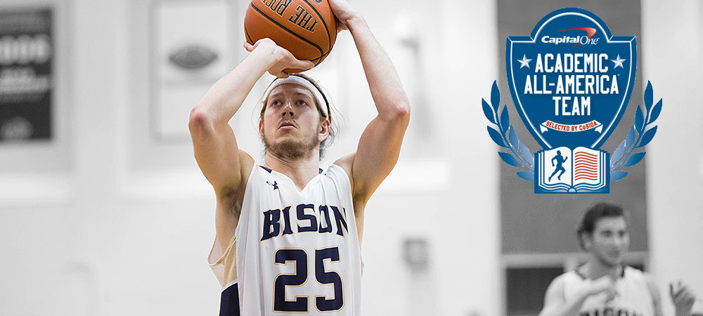 Gallaudet's Trey Gordon named to the 2014-15 CoSIDA Academic All-America Men's Basketball Third Team