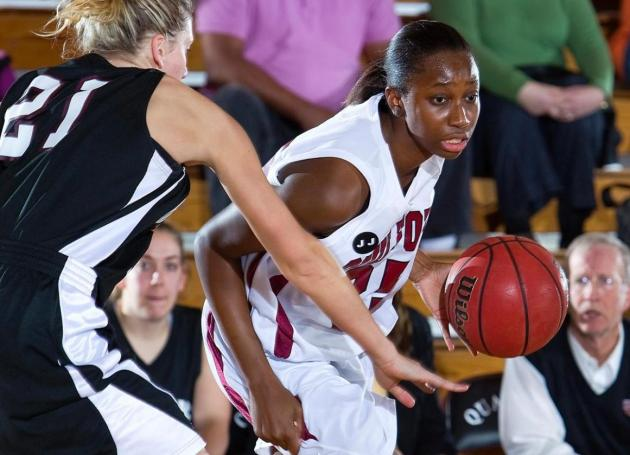 Guilford Women Win at Washington and Lee for First ODAC Win