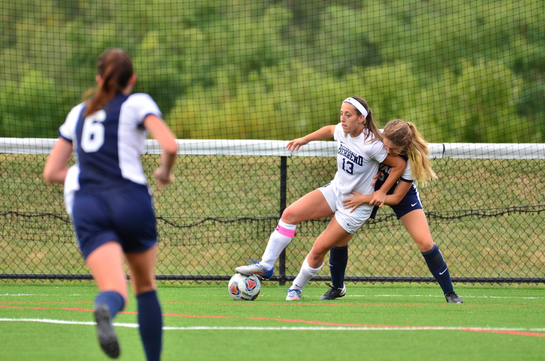Oberlander Nets Game Winner Over Mt. Union