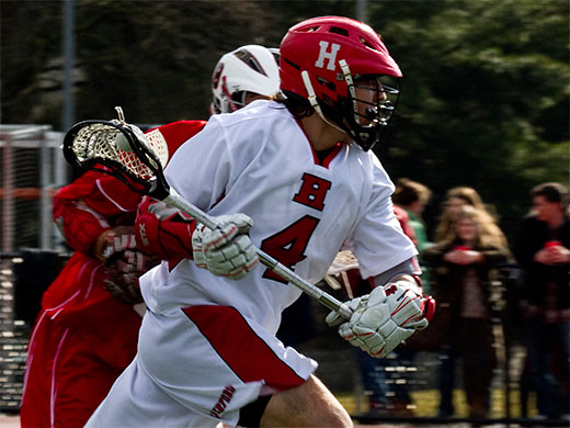 Clay nets 4 in men's LAX win over York