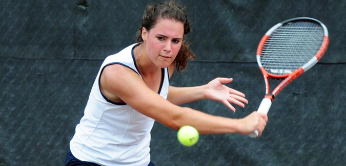 #4 Emory Women's Tennis Opens UAA Tournament with 5-0 Win over NYU