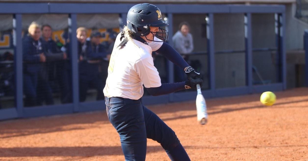 Softball drops two on opening day of NAIA Leadoff