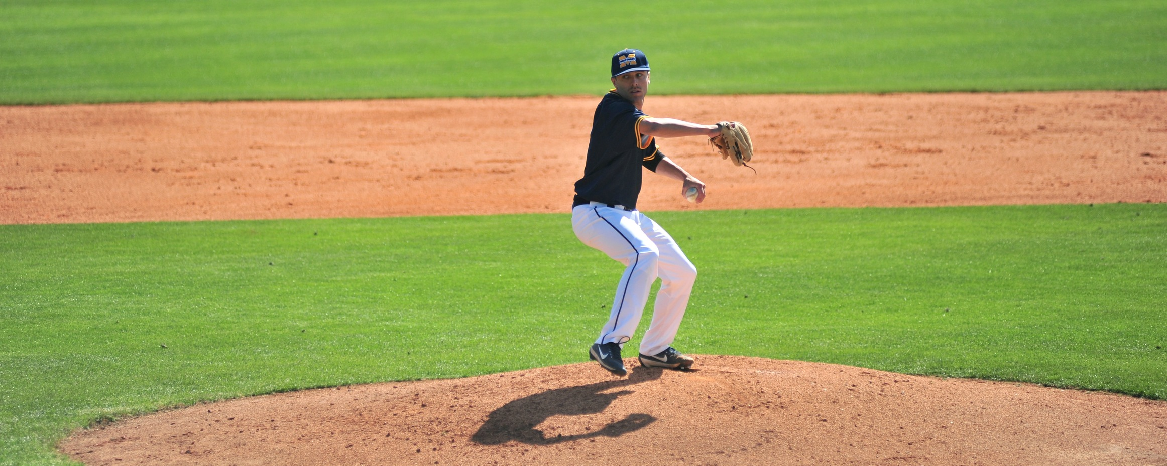 MGCCC splits DH in 1st games at new stadium