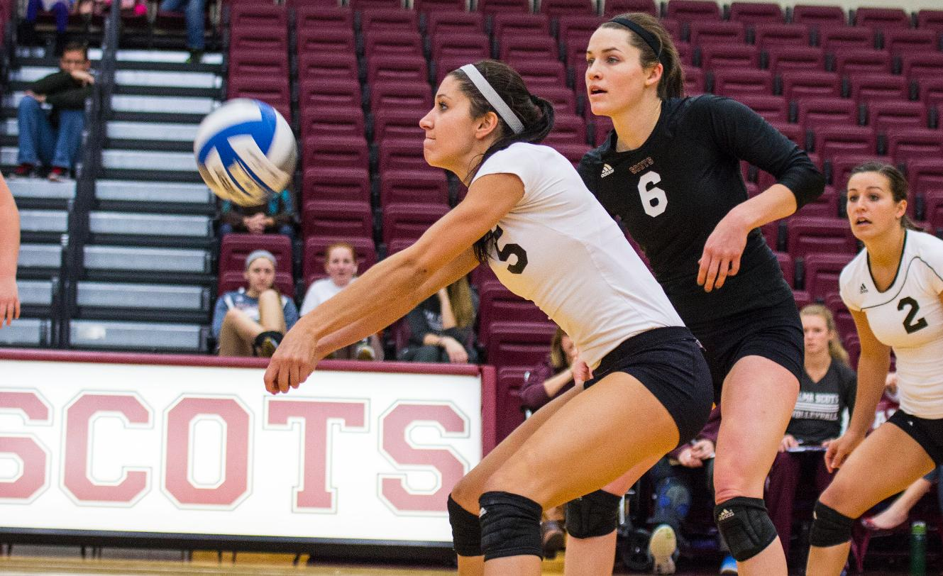 Alma claims third-straight win, defeating Albion (25-16, 26-24, 25-21) at home on Saturday