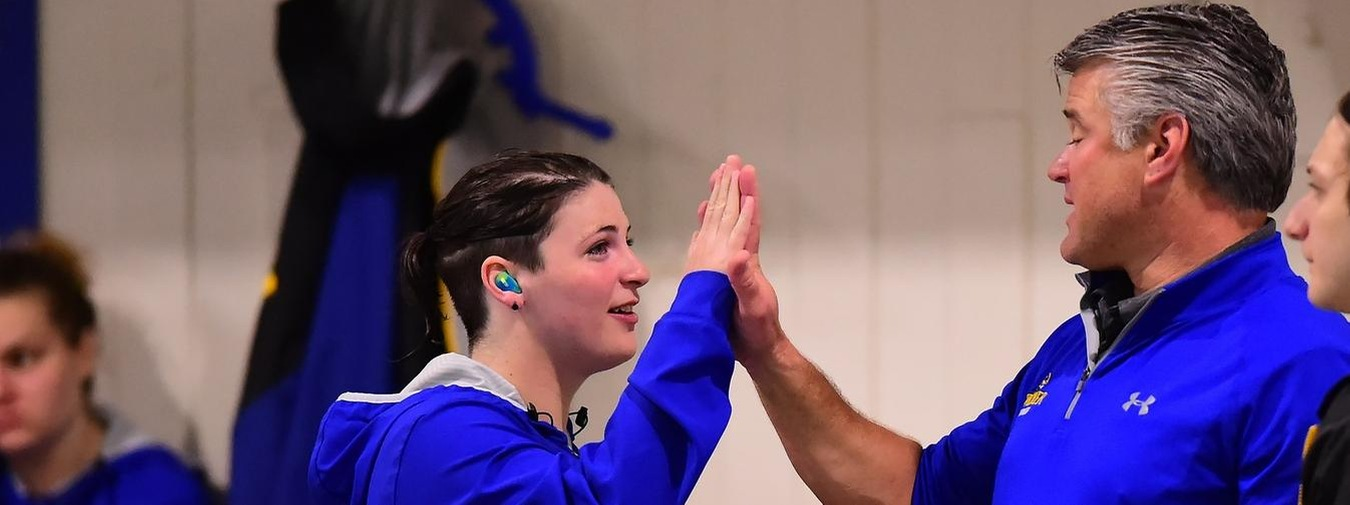 Goucher Women's Swimming Named to The CSCAA Scholar All-America Team For Fall Semester