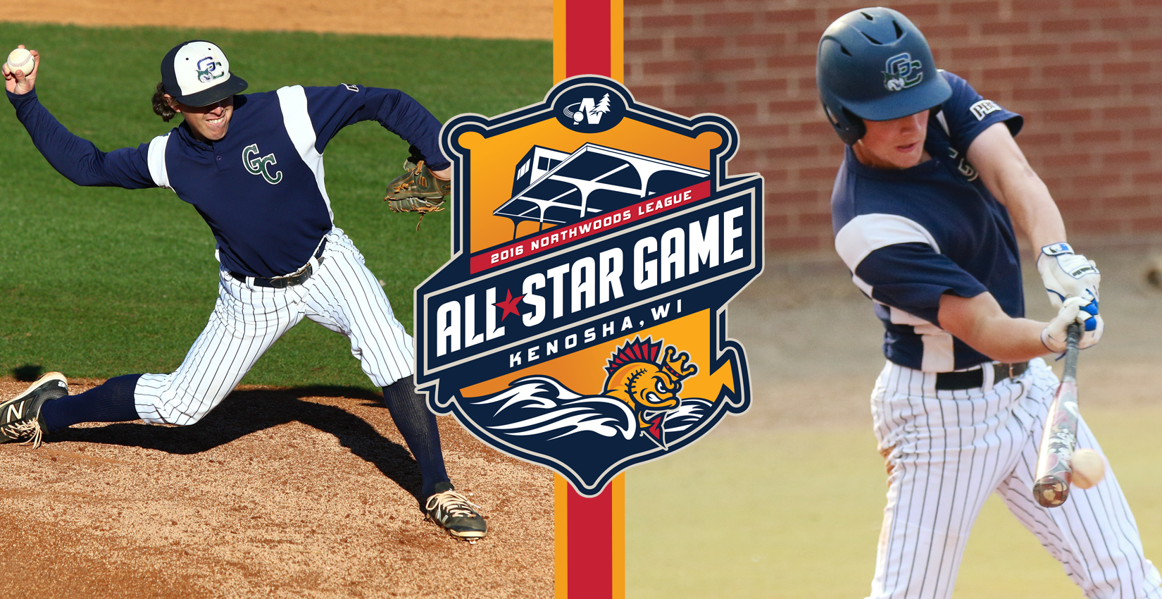 Mattix, Busby Named to Northwoods All-Star Team