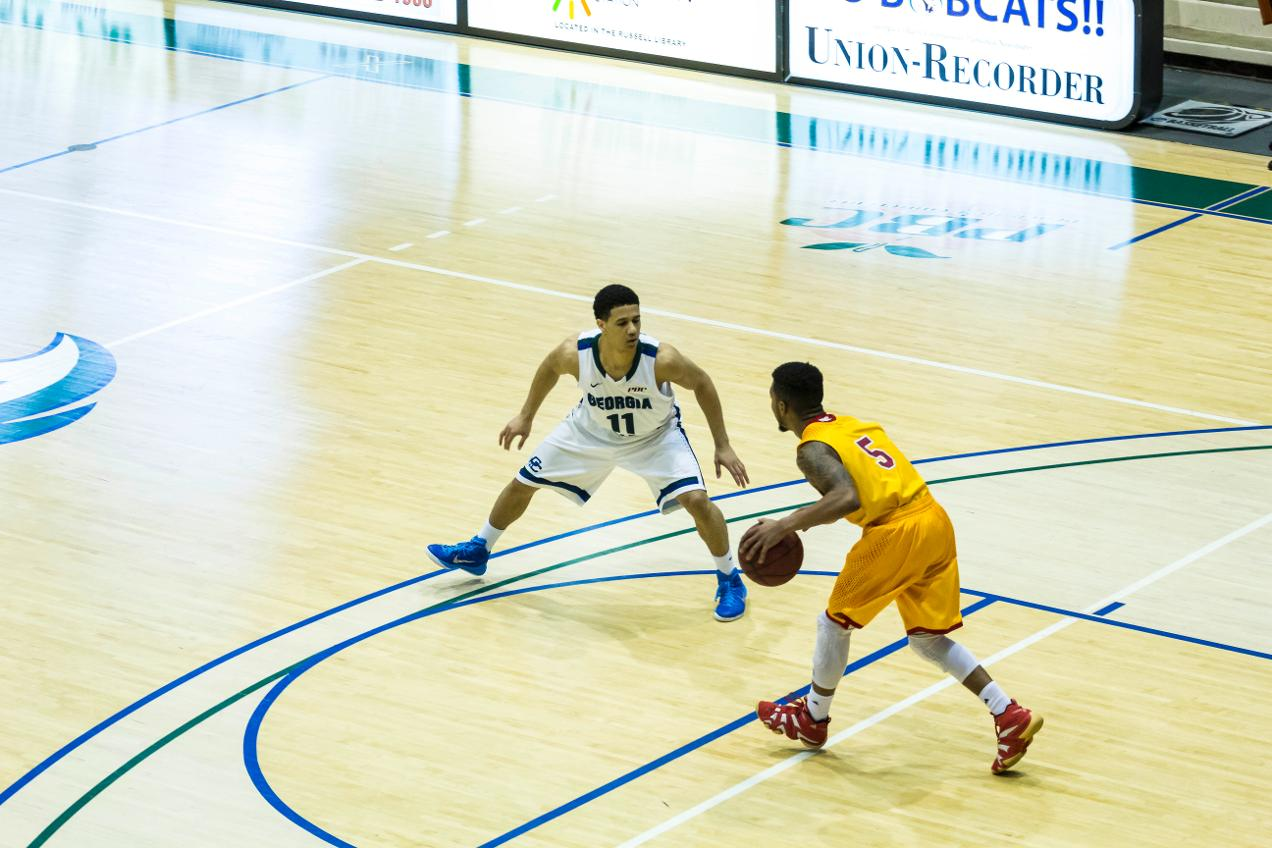 GC Men's Basketball vs  Flagler [purchase prints at