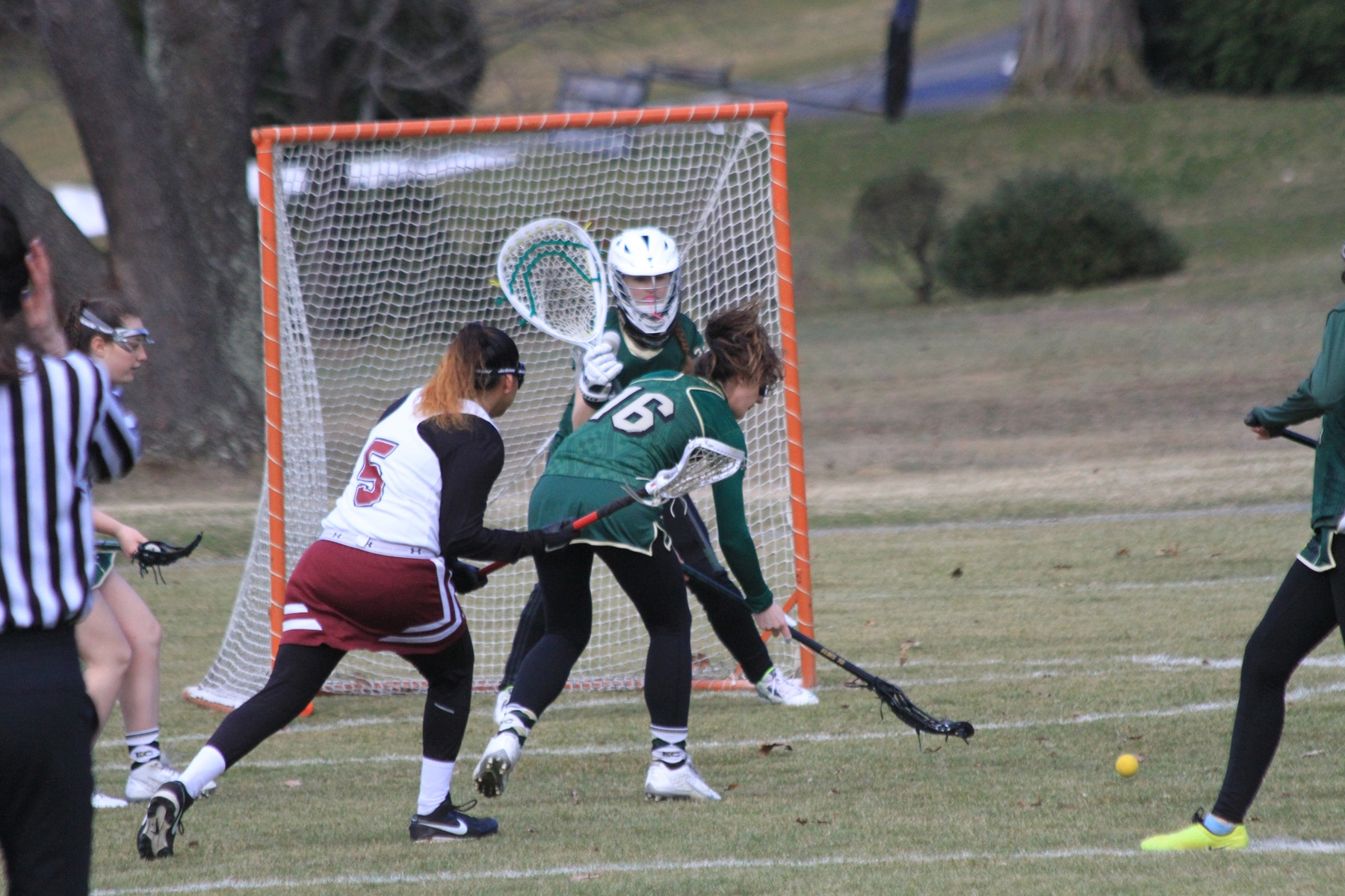 Women's Lacrosse Falls At Sage