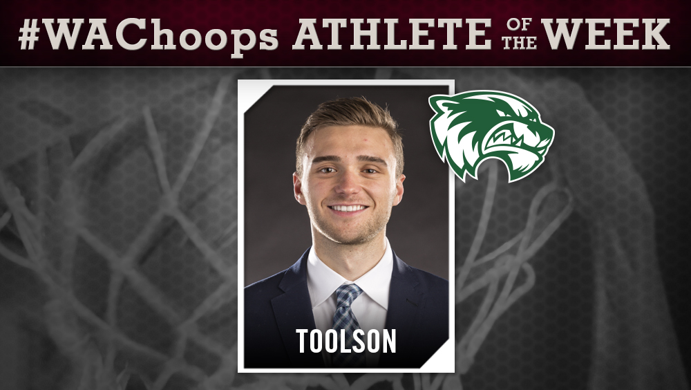 WAC Men's Basketball Player of the Week Announced