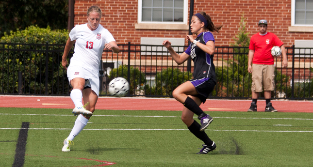 Eight LC Women's Soccer Players Named All-ODAC